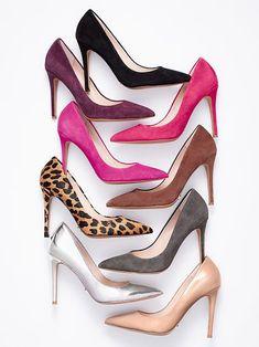 J'Adore J. Crew  Most comfortable heels!!!