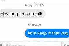 23 Insanely Clever Responses To Ex Texts