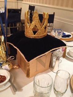 Hostess with the Mostess® - Little Prince Royal Baby Shower