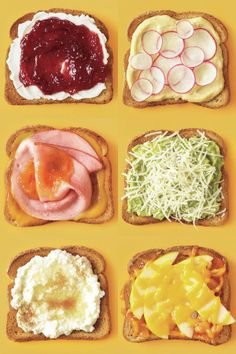 6 tasty recipes to makeover your breakfast toast