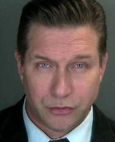 Stephen Baldwin, was arrested by authorities in New York on December 2012 on state income tax evasion charges. Funny Mugshots, Famous Celebrities, Celebs, Tommy Cooper, Jesse Stone, Celebrity Mugshots, Stephen Baldwin, Criminal Record, Artists