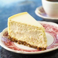 Die weltbesten Kuchen: Original New Yorker Cheesecake