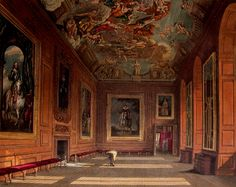 Queen's Presence Chamber, Windsor Castle