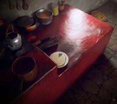 VrayWorld - Cozinha Mineira