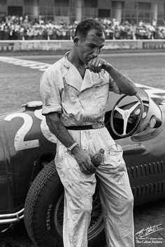 Stirling Moss F1 Great New Poster Pit Stop