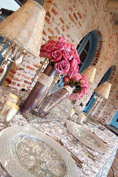 rosas en tu boda