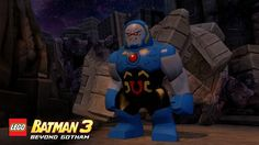Darkseid will be available to play via the Bizarro World DLC Pack!