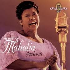 Mahalia Jackson. I saw her in sweet TNT, she sang at our church..Open Bible Church many moons ago !!