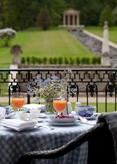 Spectacular Hotel Breakfasts by Departures Magazine 201312-ss-lavish-hotel-breakfasts-ballyfin
