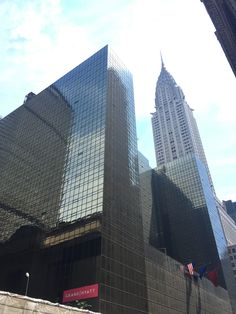 Chrysler Building, New York City #chryslerbuilding #newyork see more at http://studentroomsabroad.com