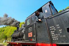 Zeitreise in die 50er Jahre: Mit der Museums-Dampfbahn durch die Fränkische Schweiz – Bayern-Reiseblog