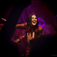 Three weeks prior to Delain's co-headliner North America tour with Hammerfall the Dutch six-piece band embarked on a small Dutch club tour. Having played already three sows with two more to come, Delain also stopped in Amstelveen's P60, a nice venue in...