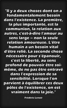 Frédéric Lenoir Bon Entendeur, When I Dream, French Quotes, Love Words, Sentences, Quotations, Writing, Inspire, Artists