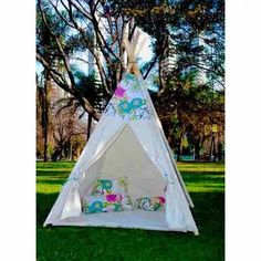 Carpa India - Tipi - Teepee - Casita Infantil - $ 1.300,00