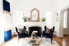 A Renovated English Tudor with a Modern-Day Soul - Home Tour - Lonny
