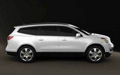 2016 Chevrolet Traverse Review #suv #chevrolet