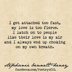 #StephanieBennettHenry #SL #PoetryofSL #Poetry https://www.facebook.com/PoetryofSL http://instagram.com/slwriting/