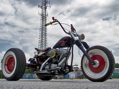 Custom Trikes, and Custom Motorcycles Converted to Trikes