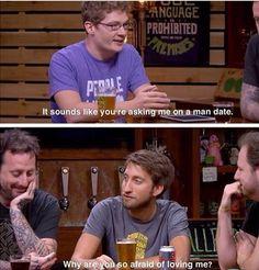 Mavin moment, Michael and Gavin in off topic