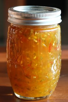 The Homestead Survival: Jalapeno Jelly Canning Recipe