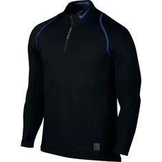 Nike Men's Hyperwarm 1/4 Zip Long Sleeve Top