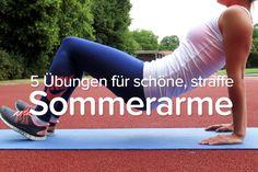 Übungen für straffe Oberarme |comuvo Blog