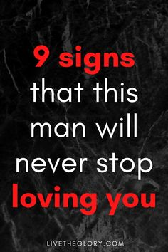 9 signs that this man will never stop loving you - Live the glory Strong Relationship Quotes, Partner Quotes, Real Relationships, Relationship Expert, Strong Couple Quotes, Happy Couple Quotes, Love Advice, Love Tips, Secret Lovers Quotes