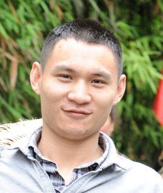 Tea performer from Chengdu