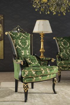 Extraordinary Green for a gorgeous Beauty. Don't you deserve a Luxury Relax?