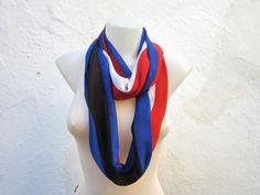 infinity scarf Loop scarf Neckwarmer Necklace scarf by nurlu, $14.00