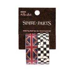 British Flag Washi Tape.