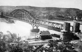 World War II: The Bridge at Remagen: The Ludendorff Bridge at Remagen, Germany