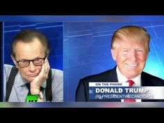 Critics blast Trump for Larry King interview on Russia TV - YouTube