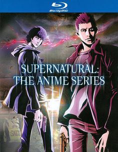 Supernatural: The Anime Series (Blu-ray Disc, 2011, 2-Disc Set)