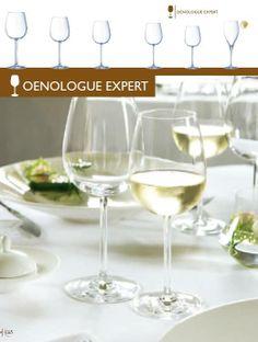 La #enóloga #DanyRolland creó en 1991 la #copa #Oenologue #Expert y desde 1991 se ha convertido en una línea destacada, refinada y muy usada por todos los #profesionales del #vino. Fina en la parte baja del cáliz, de base ancha, pie plano, estable y con un diseño que hace respirar perfectamente el #vino, así es la gama Oenologue de #Chef and #Sommelier una de las más distinguidas por el material #Kwarx® con el que está fabricada.