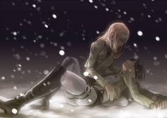 Ymir  Historia Reiss,Krista Lenz - Shingeki no Kyojin / Attack on Titan,Anime