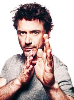 Robert Downey Jr. + wing chun