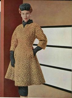 20-11-11  Jacques Fath Outfit - 1953