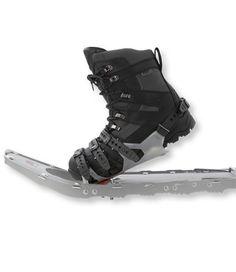 MSR Lightning Ascent Snowshoes.