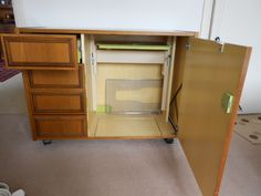 Quilters Delight Iii Sewing Cabinet Quilting Pinterest