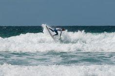 Boardmasters Surf comp Fistral Beach