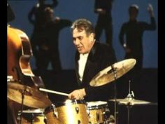 Gene Krupa Trio - Stompin' at the Savoy - JATP 1953