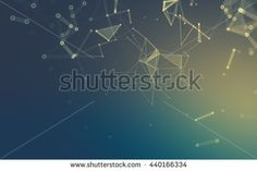 3d Lines Dots Stock Photos, Images, & Pictures | Shutterstock