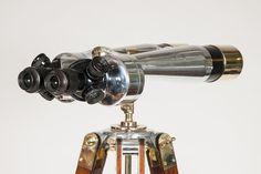 Carl Zeiss Jena Starmorbi turret binoculars