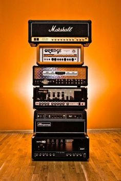 Amps. Amps and more Amps | The Classics http://www.guitarandmusicinstitute.com