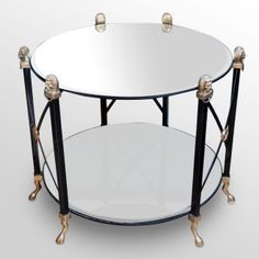 love this accent table.