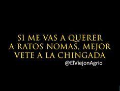 NO ME QUITES EL TIEMPO!!!