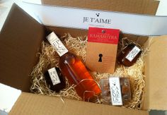 boite_Stvalentin Concept, Coffee, Drinks, Je T'aime, Packaging, Gifts, Kaffee, Beverages, Cup Of Coffee