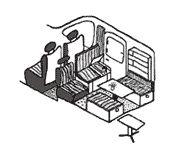 C-tech: Campingvan - Minicamper - Amigo Vario / Every Vario - Camper, Camping