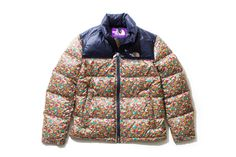 Liberty x The North Face Purple Label Outerwear Collection